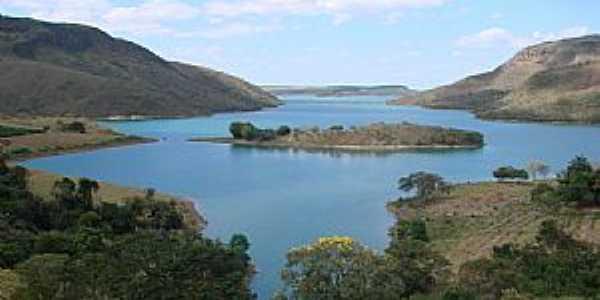 Lago de Furnas em Santo Hilário - por Prof. Dr. Ivan Andrade