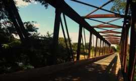 Santo Hipólito - Ponte sobre o Rio das Velhas., Por Fernando Mendes