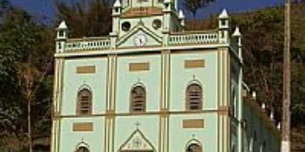 Igreja Matriz de São Bartolomeu por Alexandre Coelho S...