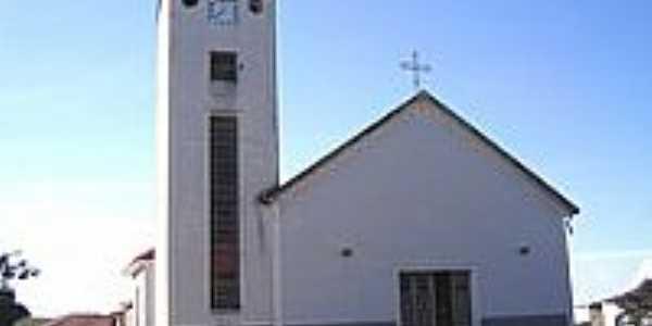 Matriz de São Bento Abade-Foto:Vicente A. Queiroz