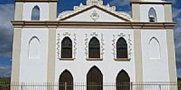 Igreja católica da cidade , por Micael