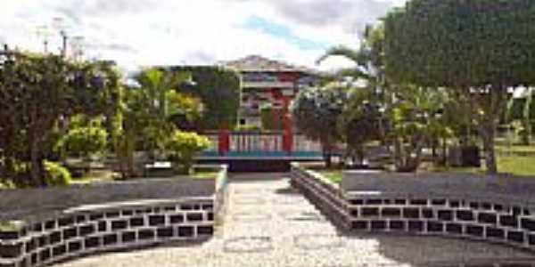 Praça do Coreto - Baixa Grande - Bahia  por Andre L. S. Lacerda
