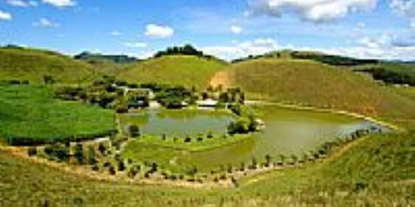 Lago da Fazenda Caramônio-Foto:sgtrangel