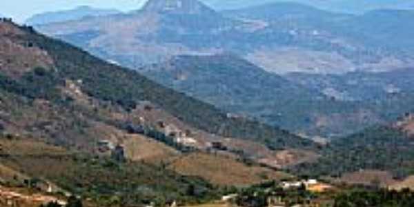 Vista de São Domingos de Bocaina-Foto:marceloesalgado