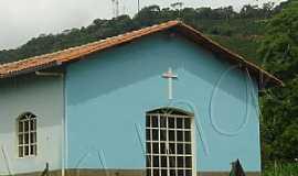 São Domingos do Prata - São Domingos do Prata-MG-Capela em área rural-Foto:brunae