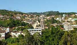 São Domingos do Prata - São Domingos do Prata-MG-Vista parcial da cidade-Foto:Sylvio Cleber Videira Cabral