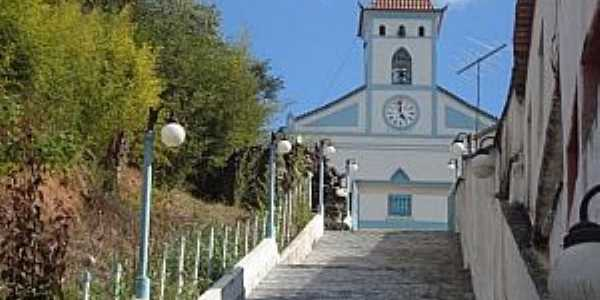 S�o Domingos do Prata-MG-Igreja do Ros�rio,construida em 1883-Foto:ELIZABETE M REGGIANI