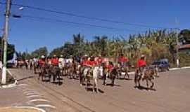 São Gonçalo do Abaeté - Cavalgada