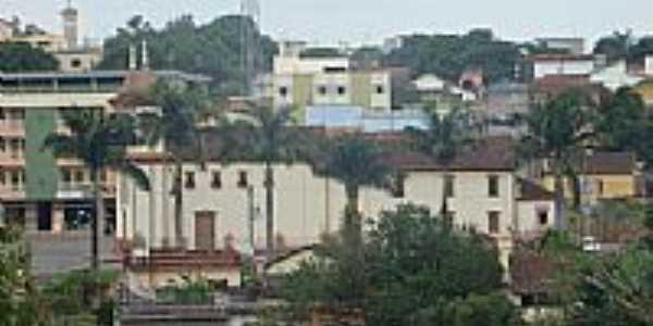 Vista parcial da cidade-Foto:Antônio Carlos Lima