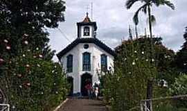 São Gonçalo do Rio Abaixo - Igreja de Santa Efigênia-Foto:Mauricio_veiga