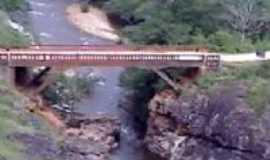 São Gonçalo do Rio das Pedras - Ponte do Rio Jequitinhonha, Por Rogério