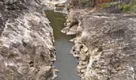 São Gonçalo do Rio das Pedras - Rio Jequitinhonha em São Gonçalo do Rio das Pedras-Foto:fwelber