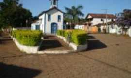 S�o Gon�alo do Rio Preto - CAPELA DO BOM JESUS, Por RAIANE