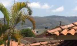 S�o Gon�alo do Sapuca� - Vista parcial da serra, Por Luiz Gustavo A. Paiva
