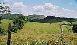 São Gonçalo do Sapucaí - Montanhas