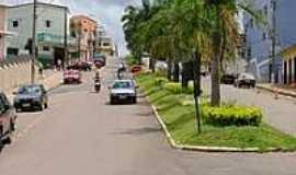 São Gotardo - Avenida Rui Barbosa