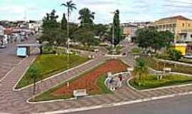 São Gotardo - Imagem da Praça São Sebastião