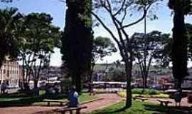 São Gotardo - Praça São Sebastião