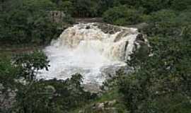 São João Batista do Glória - São João Batista do Glória-MG-Cachoeira do Filó-Foto:Altemiro Olinto Cristo