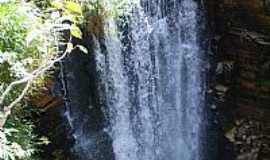 São João Batista do Glória - São João Batista do Glória-MG-Cachoeira do Paraiso Proibido-Foto:Amauri Lima