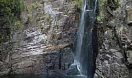 São João Batista do Glória - São João Batista do Glória-MG-Cachoeira do Tamanduá-Foto:Amauri Lima