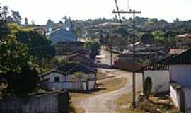 São João da Chapada - Entrada da cidade-Foto:Herculescristais