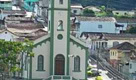 São João da Mata - Igreja Matriz de São João BatistaFoto:sjmatamg