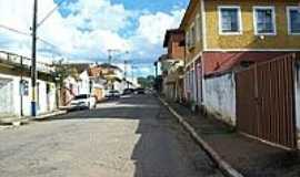 São João da Mata - Rua Maria José de Paiva-Foto:sjmatamg