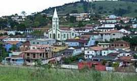 São João da Mata - Vista parcial da cidade-Foto:sjmatamg