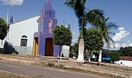 São João da Ponte - Igreja de São Sebastião por Rômulo Henok
