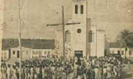 São João das Missões - Antiga Igreja São João Batista
