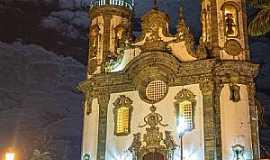 São João Del Rei - Igreja São Francisco de Assis  CENTRO HISTÓRICO DE   SÃO  JOÃO DEL REI - MG