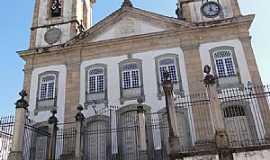 São João Del Rei - São João Del Rei-MG-Basílica de N.Sra.do Pilar-Foto:Paulo Yuji Takarada