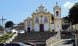 São João Del Rei - São João Del Rei-MG-Igreja de N.Sra.das Mercês-Foto:Paulo Yuji Takarada