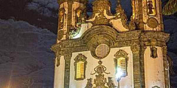 Igreja São Francisco de Assis  CENTRO HISTÓRICO DE   SÃO  JOÃO DEL REI - MG