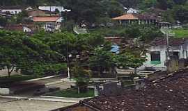 Banco Central - Banco Central-BA-Praça no centro-Foto:Gabriel Nascimento