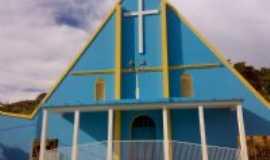 S�o Jo�o do Manteninha - Igreja catolica de S�o Jo�o do Manteninha, Por wilson vaz GV