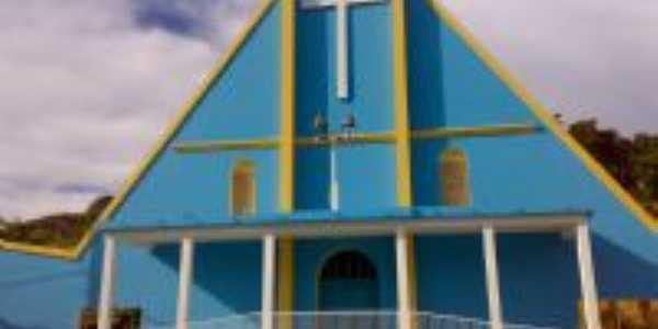 Igreja catolica de São João do Manteninha, Por wilson vaz GV
