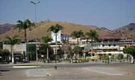 São João do Oriente - Praça central