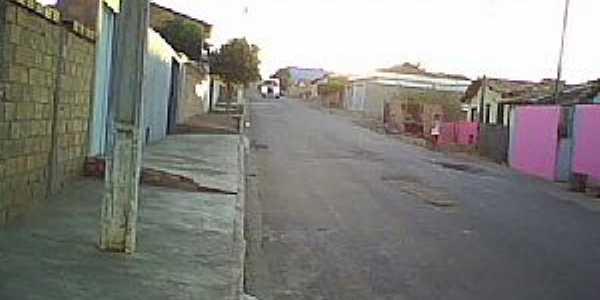 São João do Paraiso-MG-Rua da cidade-Foto:rodrigo tba