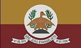 S�o Jo�o Evangelista - Bandeira de Sao Joao Evangelista_MG