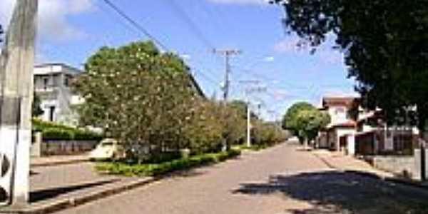 Rua da cidade-Foto:Gildazio Fernandes [Panoramio]