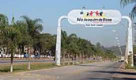 São Joaquim de Bicas - Entrada da cidade foto M_Vieira