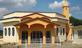São Joaquim de Bicas - Igreja São Vicente - Bairro Tereza Cristina
