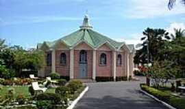 Banco da Vitória - Igreja do Convento em Banco da Vitória-BA-Foto:Guabiru