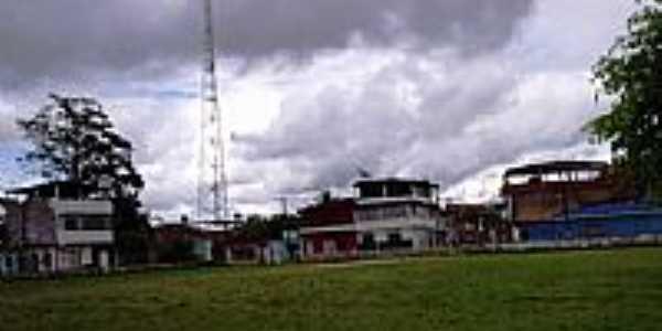 Campo de Futebol de Banco da Vitória-BA-Foto:Guabiru
