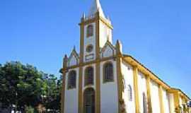São José da Varginha - São José da Varginha (MG) Matriz de S. José por Vicente A Queiroz