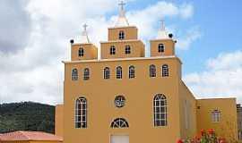 São José do Batatal - São José do Batatal-MG-Igreja de São José-Foto:Vicente A. Queiroz