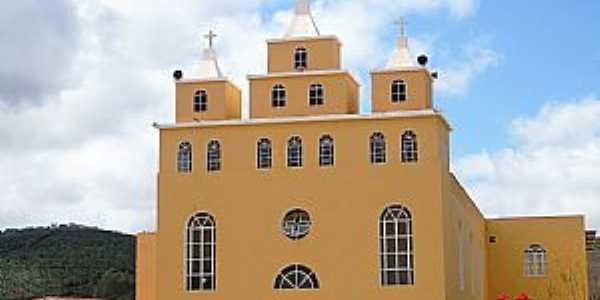 São José do Batatal-MG-Igreja de São José-Foto:Vicente A. Queiroz