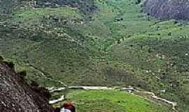 São José do Divino - Escalando a Pedra Riscada-Foto:Luciano Correa Tijo…